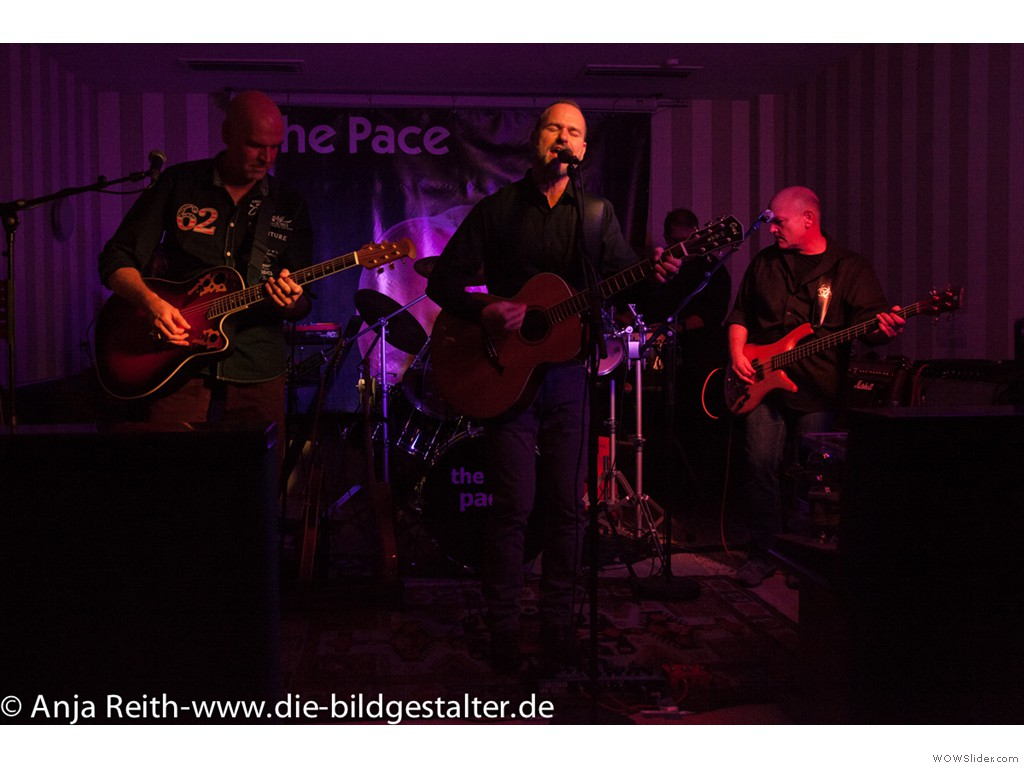The Pace in concert 2013